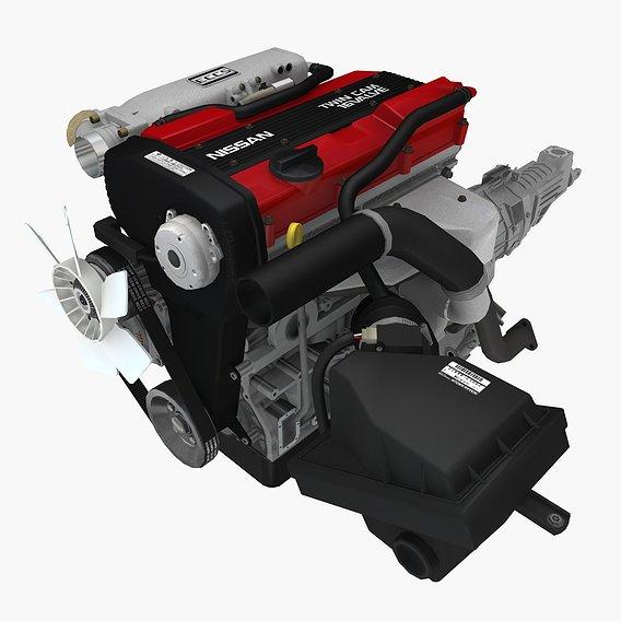 Nissan CA18DET engine