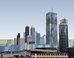 3D model Big City - 2