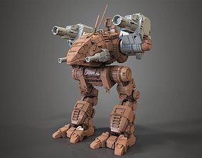 Mechwarrior Catapult Assembly Model warfare set