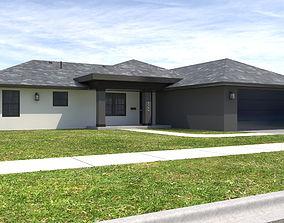 3D model House-125