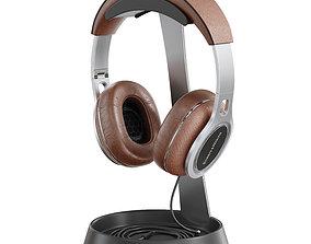 bowers wilkins p9 signature headphones 3D model