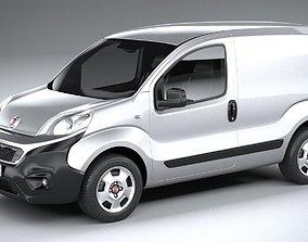 3D model Fiat Fiorino 2017
