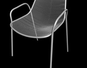 interior-design chair 3D model