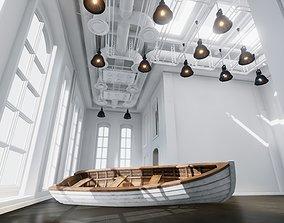 3D model White Room 73