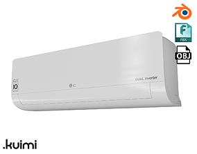 Generic Air Conditioner 3D model