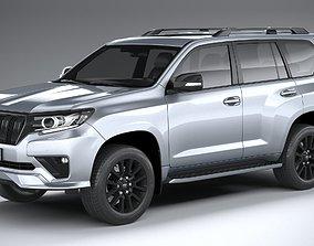 Toyota Land Crusier Prado 2021 3D
