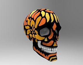 Mexican Skull 3D printable model
