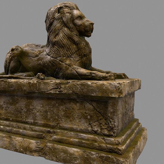 Lion_Statue_1