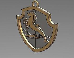 3D printable logo jewerly