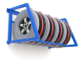 3D model Spare Car Tyre Wheel Storage and Carry Bag Cover