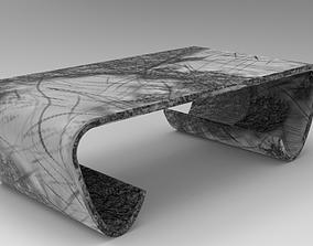 Table 7 3D print model