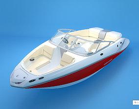 3D Seadoo Challenger 210 SE