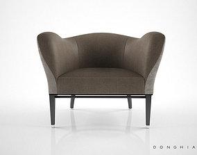 3D model Donghia Carmen Club chair