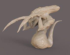 Alien Creature aliens 3D print model
