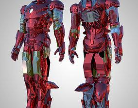 3D model Iron Man 2020