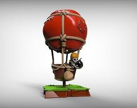 Balloon Clash of Clans 3D print model