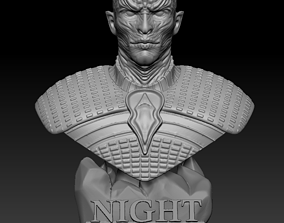 3D printable model Night King Bust
