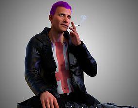 Manchester Black 3D model