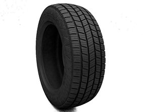 3D model Tire Goodyear