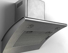 Baumatic chimney hood 3D
