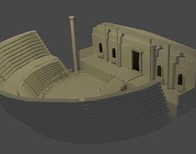 3D model Ancient Theatre