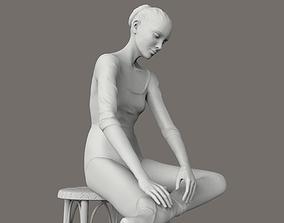 Ballerina Sculpt 3D print model