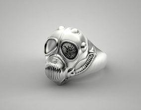 Steampunk Ring 3D printable model