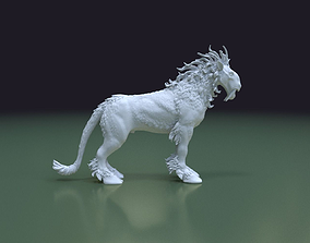 3D printable model Fantasy Beast