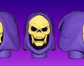 Skeletor Head Master Of The 3D printable model
