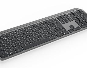 Logitech MX Keys Keyboard 3D