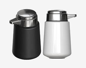 Soap Dispenser 001 3D asset