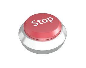 3D asset Start Button V1 022