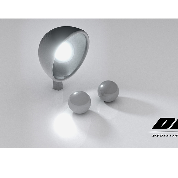 Lamp - Glow Effect