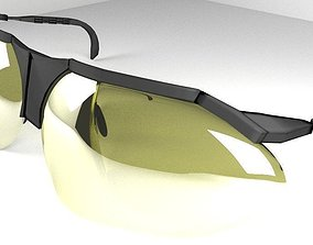 3D Sunglasess UV Protection