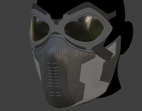 Winter Soldier Mask 3D printable model