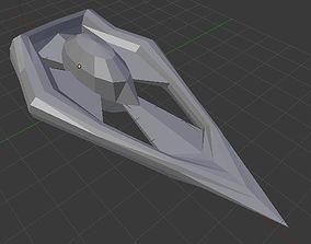 3D print model Starship 1