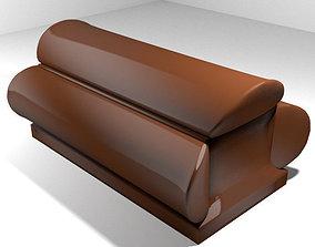 3D model Coffin - Hanging