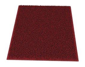 3D model Red Area Carpet