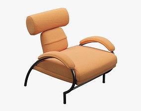 3D asset Armchair 005 room