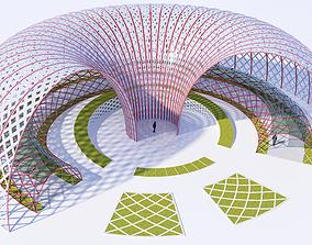 3D model Decor Park