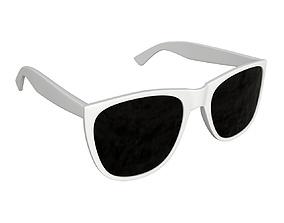 3D model Sun glasses 02