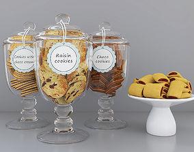 3D Cookie jars