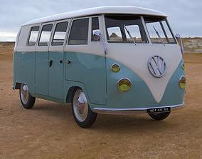 Volkswagen Combi Studio Max 3D