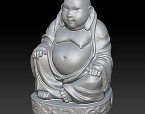 3D printable model Buddha sculptures
