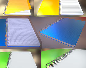 Notepad Pack 3D