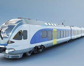 Stadler FLIRT 415 train 3D