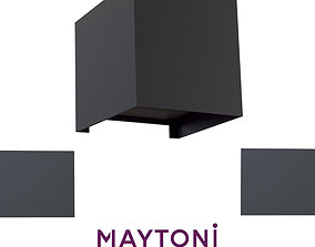Wall lamp O572WL-L6B Maytoni Outdoor free 3d model