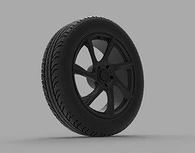 Tesla Roadster Sport 3D print model