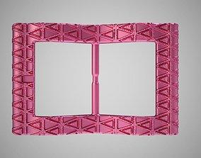 3D print model Belt Buckle 5