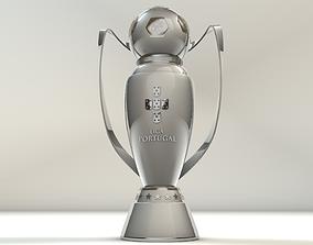 PORTUGAL LEAGUE CUP award 3D